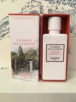 Hermès 'UN JARDIN SUR LA LAGUNE' The Body Lotion Travel Sz (40ml/1.35oz) BNIB