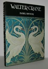 WALTER CRANE - Spencer, Isobel -  First Edition 1st Printing