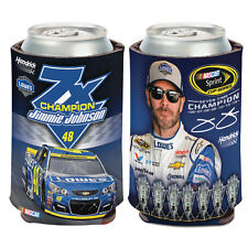 Jimmie Johnson Lowe's 2016 NASCAR SPRINT CUP CHAMPION Can Cooler 12 oz. koozie