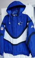 VINTAGE NFL Apex One Dallas Cowboys Puffer Coat 90s Tag-Large