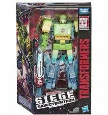 TRANSFORMERS : WAR for CYBERTRON - SIEGE- Voyager Class SPRINGER Action Figure