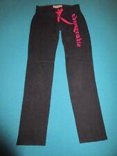 ABERCROMBIE Girls Navy Sweatpants Size Small S