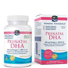 Prenatal DHA Nordic Naturals Neutral 90 Kapseln