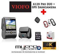 """VIFO A129 PRO 2"""" Duo 4K Wi-Fi GPS Dashcam - (6972147070663)"""