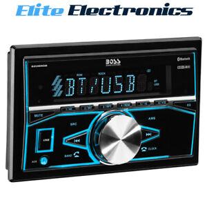 Boss Audio 820BRGB Bluetooth Mechless Car MP3 USB SD AM FM Stereo