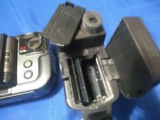 Camera Lot Kodak Dc120 Zoom Jvcsv3 Power Zoom Ambico Carry Case