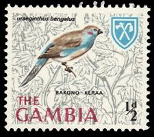"""GAMBIA 215i (SG233i) - Cordon Bleu """"Red Brown Omitted""""  (pf76251) R$225"""