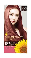 Somang Flor De Man Wonder Flower Hair Color - 11 Colors Replacement of Henna HN