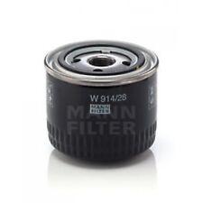 MANN-FILTER Oil Filter W 914/28