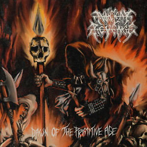 NUCLEAR REVENGE - Dawn Of The Primitive Edge (CD) / Black/Thrash Metal (SODOM)