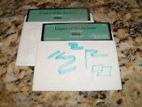 "Legacy of the Ancients (IBM PC, XT, AT Tandy 1000) 5.25"" floppy disks"