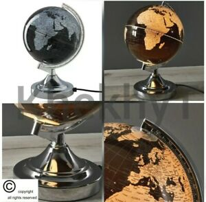 Science Kidz 2 in 1 Illuminated World Globe Light Up Constellation Night Lamp