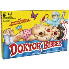 Doktor Bibber  Kinderspiel Hasbro Dr Bibber