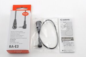 [NEW] Canon Remote Controller Adapter RA-E3 from Japan