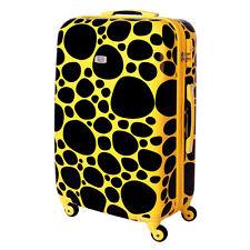 Unisex Koffer mit Hartschale und Schloss