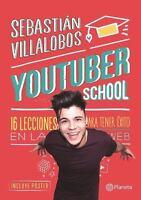 Youtuber school: By Jaimes, Joan Sebastian