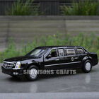 DIECAST METAL 1:32 MODEL CAR TOYS PULL BACK CADILLAC DTS PRESIDENTIAL LIMOUSINE