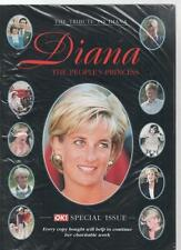 THE TRIBUTE TO DIANA - DIANA THE PEOPLE'S PRINCESS