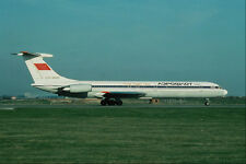 576086 Aeroflot il62 Heathrow en Londres, Reino Unido A4 Foto Impresión