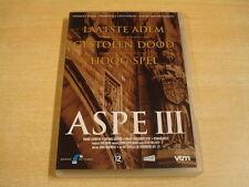 DVD / ASPE 3 ( HERBERT FLACK, FRANCESCA VANTHIELEN... )