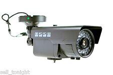 Analoge Überwachungskamera, 1.3 Megapixel 1000 TVL, 960H Sony! 50m Nachtsicht!