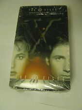 X FILES CCG PREMIER EDITION BOOSTER DECK BOX SEALED SOLD OUT