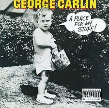 George Carlin - A Place for My Stuff! - Comedy CD
