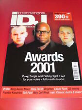 iDJ MAGAZINE AWARDS 2001 July 2001