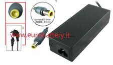 Alimentatore 20V 3,5A 65W 7,9x5,5 pin per IBM LENOVO 92P1114 ThikPad T60 R60 65W