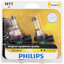 Headlight Bulb-Standard - Twin Blister Pack Front PHILIPS H11B2
