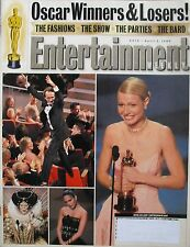 GWYNETH PALTROW April 1999 ENTERTAINMENT WEEKLY Magazine Oscars Winners & Losers