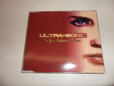 CD  Ultra-Sonic  – Do You Believe In Love