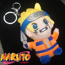 Anime Naruto Ninja Kunai Plush Soft Toy Doll Gift Collectible Cosplay Keychain