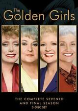 GOLDEN GIRLS: COMPLETE SEVENTH SEASON (Region 1 DVD,US Import,sealed.)