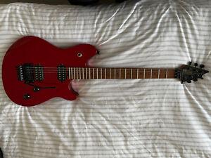EVH Wolfgang Standard, Baked Maple Fingerboard, Stryker Red