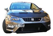 Haubenbra Seat Leon 3 Typ 5F Car Bra Steinschlagschutz Autosport