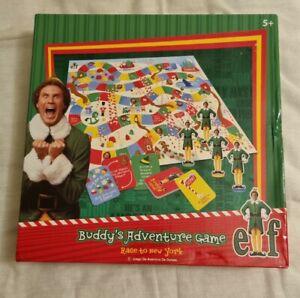 Elf Buddy's  Christmas Adventure Game.