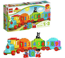 LEGO DUPLO My First Number Train Toy Building Set - 10847 (BNIB FREE DESPATCH)
