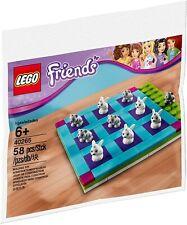 Lego Amis Tic-Tac-Toe 40265 Sac en Plastique Neuf Emballé