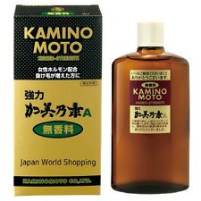 KAMINOMOTO Higher Strength Hair Growth Tonic Jasmine Scent 200ml JAPAN