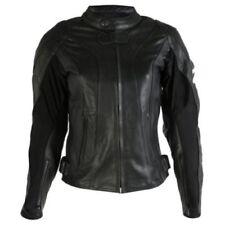 Giacche regolabile da donna in pelle bovina per motociclista