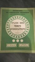 TECHNOLOGIE DES FABRICATIONS MECANIQUES FASCICULE 17 A.CHEVALIER DELAGRAVE 1952