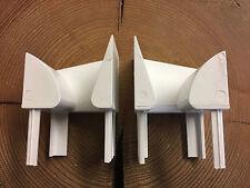 5 Paar Kömmerling  Rolladen Einlauftrichter Set PVC Links und Rechts 43x47mm !!!