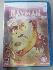 Rayman Legends (Nintendo Wii U, 2013) No Manual