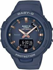 Baby-G Casio Watch Baby Gee G-SQUAD BSA-B100-2AJF Ladies JAPAN INPORT NEW F/S