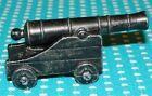 Vtg Penncraft Cast Iron Metal Civil War Cannon Miniature Military Toy Figure