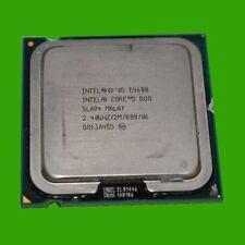 CPU Intel E4600 Sockel LGA 775 Core2Duo Prozessor 2,4 GHz