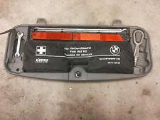 BMW 7 SERIES E65 E66 BOOTLID FIRST AID KIT TOOL BOX EMERGENCY  SET 6752543