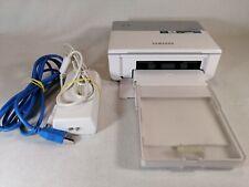 Samsung SPP-2020 Thermal Photo Printer READ