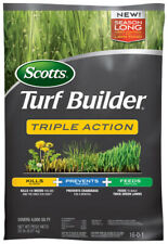 Scotts Turf Builder Triple Action